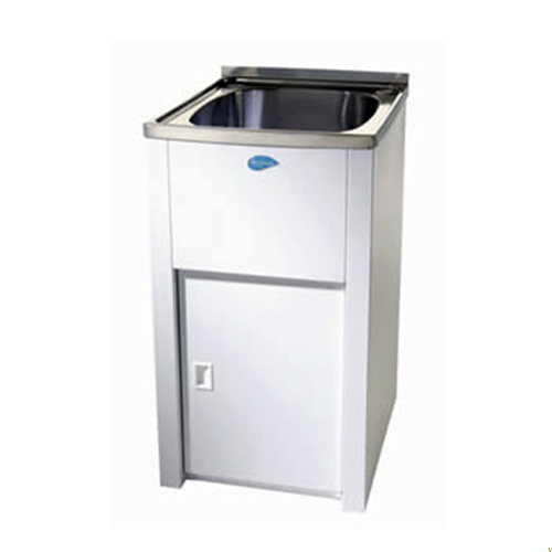 Laundry Throughs with Cabinet
