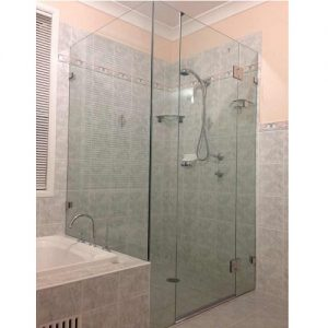 Square Corner Shower Screen