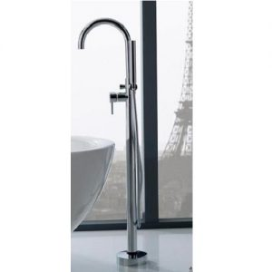 Floor Mixer with Spout