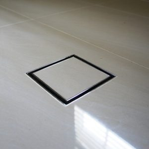 Tile Insert Wastes and Channels Grates