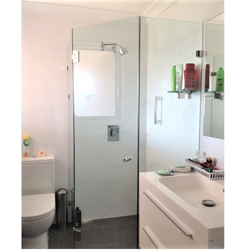 Angle Corner Shower Screen