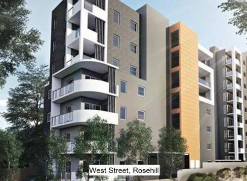 West StreetRoseHill